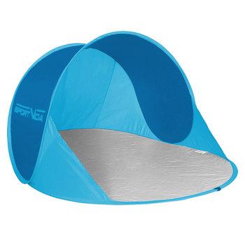 SportVida, Namiot plażowy, WS0006, niebieski-SportVida