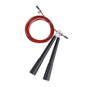 SportVida, Skakanka crossfit linka stalowa, 300 cm-SportVida