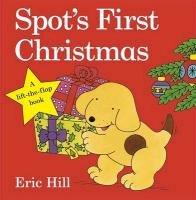 Spot's First Christmas-Hill Eric
