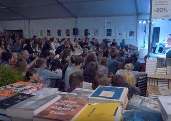 Spotkania literackie na OFF Festivalu