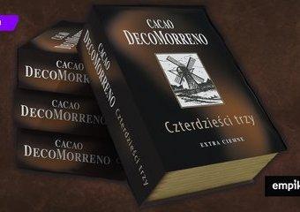 Spotkanie z Cacao DecoMorreno. Najciekawsza kariera pisarska ostatnich lat