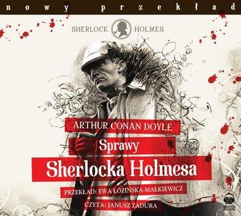 Sprawy Sherlocka Holmesa-Doyle Arthur Conan