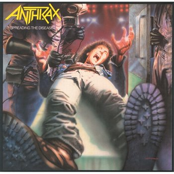 Spreading The Disease-Anthrax