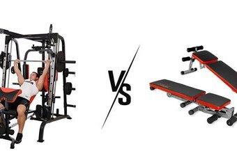 Sprzęt siłowy: ławki i atlasy do ćwiczeń – co wybrać?