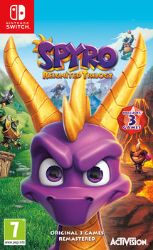 Spyro Reignited Trilogy-Iron Galaxy Studios
