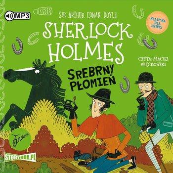 Srebrny Płomień. Klasyka dla dzieci. Sherlock Holmes. Tom 16-Doyle Arthur Conan