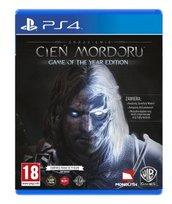 Śródziemie: Cień Mordoru - Game of the Year Edition