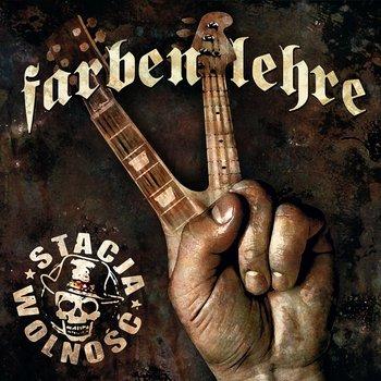 Stacja wolność (Orange Vinyl)-Farben Lehre