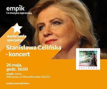 Stanisława Celińska - koncert | Empik JUnior