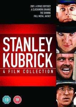 Stanley Kubrick: 4-film Collection (brak polskiej wersji językowej)-Kubrick Stanley