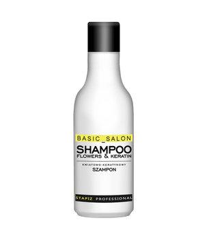 Stapiz, Professional, szampon keratynowo-kwiatowy do włosów, 1000 ml-Stapiz