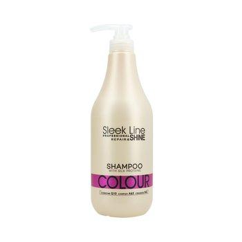 Stapiz, Sleek Line Colour, szampon do włosów, 1000 ml-Stapiz