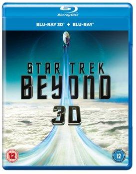 Star Trek Beyond (brak polskiej wersji językowej)-Lin Justin