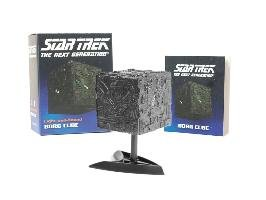 Star Trek: Light-and-Sound Borg Cube-Carter Chip