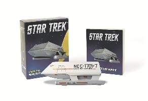 Star Trek. Light-Up Shuttlecraft-Carter Chip