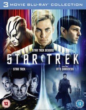Star Trek/Star Trek Into Darkness/Star Trek Beyond (brak polskiej wersji językowej)-Abrams J.J., Lin Justin