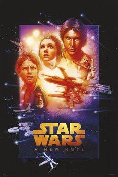 Star Wars A New Hope - plakat 61x91,5 cm-Grupoerik