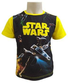 STAR WARS CHŁOPIĘCY T-SHIRT KOSZULKA DISNEY R104-Star Wars