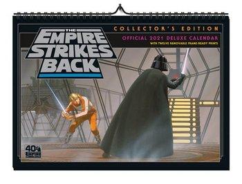 Star Wars Classic Deluxe - kalendarz ścienny 2021