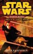 Star Wars Darth Bane. Rule of Two-Karpyshyn Drew