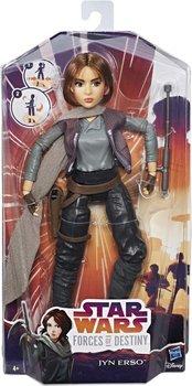 Star Wars, figurka Forces of Destiny Jyn Erso-Hasbro