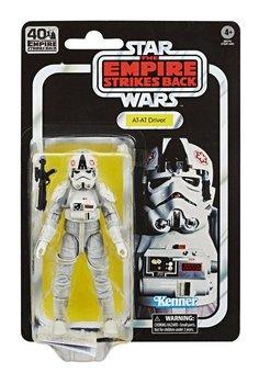 Star Wars, figurka kolekcjonerska At-at Driver Black Series