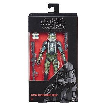 Star Wars, figurka kolekcjonerska Clone Commander Gree