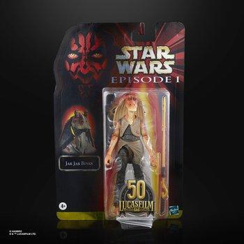 Star Wars, figurka kolekcjonerska Jar Jar Binks Black Series