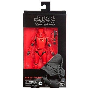 Star Wars, figurka kolekcjonerska Sith Jet Trooper -Star Wars