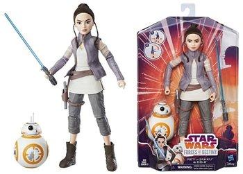 Star Wars, figurka Rey of Jakku & BB-8, 2 pak-Hasbro