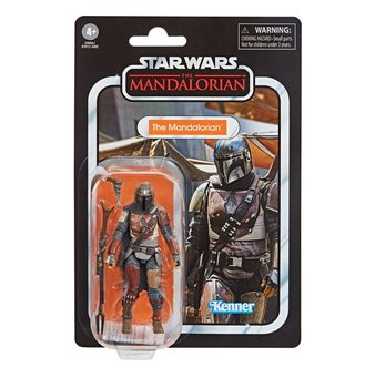 Star Wars, figurka The MANDALORIAN 2021 Kenner