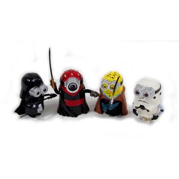 Star Wars, figurki kolekcjonerskie Minionki -Star Wars