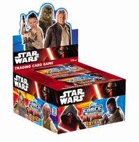 Star Wars Force Attax Extra Box 50 Saszetki z Kartami