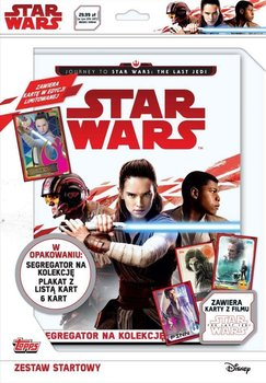 Star Wars Journey To The Last Jedi Zestaw Startowy Prasa