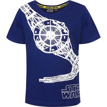 STAR WARS KOSZULKA CHŁOPIĘCA T-SHIRT DISNEY R128-Star Wars