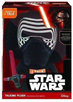 Star Wars. Mówiąca maskotka Kylo Ren 38 cm Underground-Underground