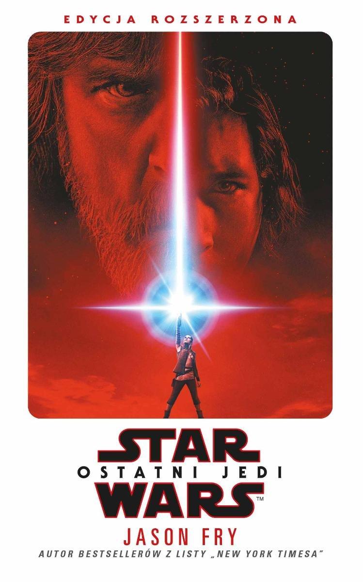 recenzja książki Ostatni Jedi