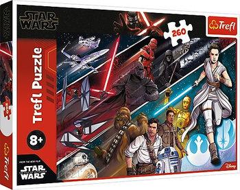 Star Wars, puzzle W Odległej galaktyce episode ix, 13252-Star Wars