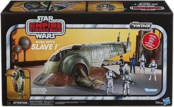 Star Wars, statek Boba Fett's Slave I The Vintage Collection, E9647 -Star Wars