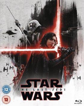 Star Wars: The Last Jedi (brak polskiej wersji językowej)-Johnson Rian