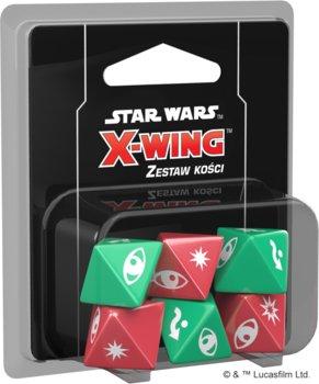 Star Wars: X-Wing, zestaw kości (druga edycja)-Rebel