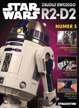 Star Wars Zbuduj Model R2-D2 Nr 3