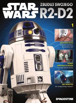 Star Wars Zbuduj R2-D2 Nr 1