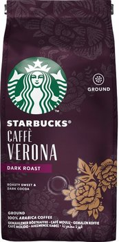 STARBUCKS KAWA MIELONA CAFFE VERONA DARK 200G UK