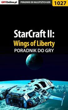StarCraft II: Wings of Liberty - poradnik do gry-Kazek Daniel Thorwalian
