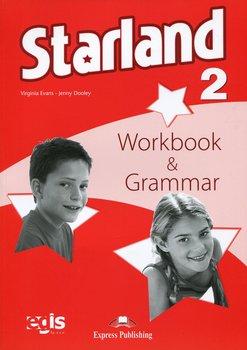 Starland 2. Workbook & Grammar-Evans Virginia, Dooley Jenny