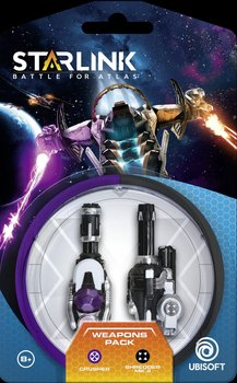 STARLINK: Battle for Atlas - Weapon Pack Crusher + Legendary Shredder-Ubisoft