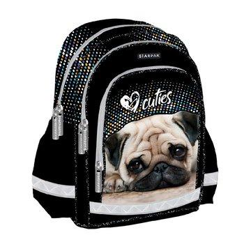 Starpak, plecak szkolny, STK-14 Doggy-Starpak