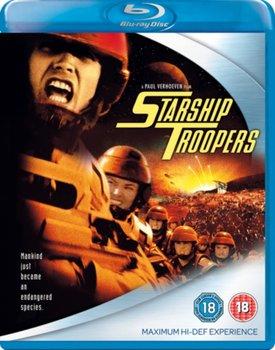 Starship Troopers (brak polskiej wersji językowej)-Verhoeven Paul
