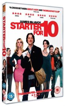 Starter for 10 (brak polskiej wersji językowej)-Vaughan Tom
